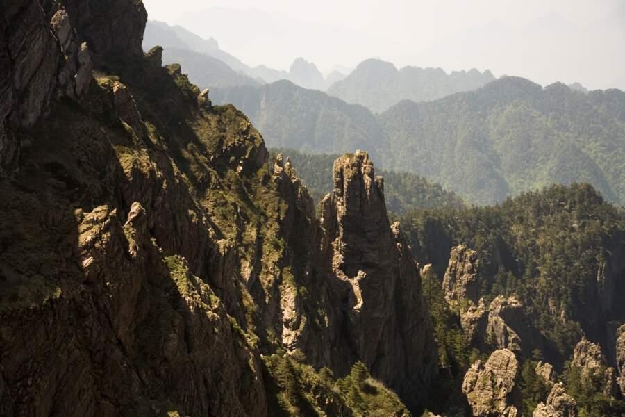 Shennongjia, en Chine