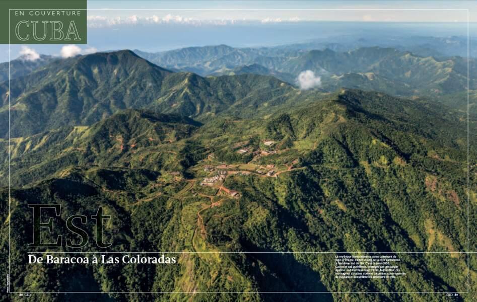 EN COUVERTURE : À l'est de Cuba, de Baracoa à Las Coloradas