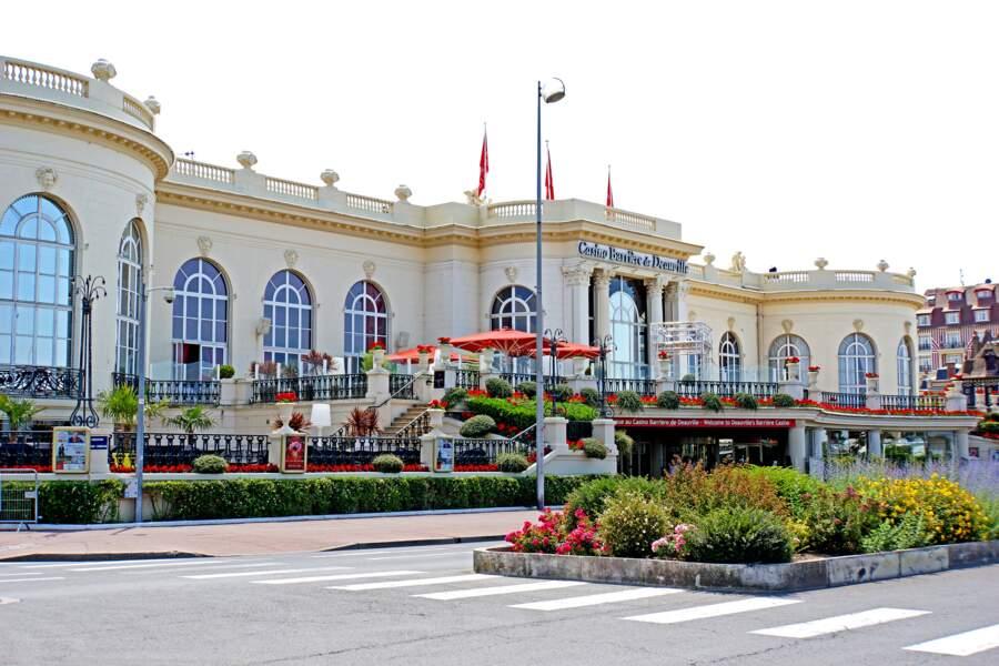 Le casino Barrière de Deauville, le prestige au service du jeu