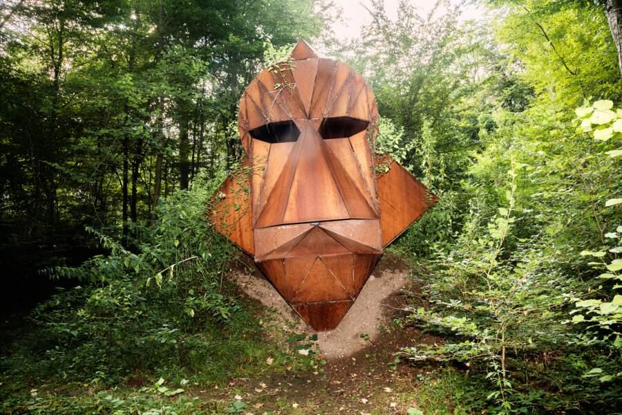 En forêt, avis de vent de folie