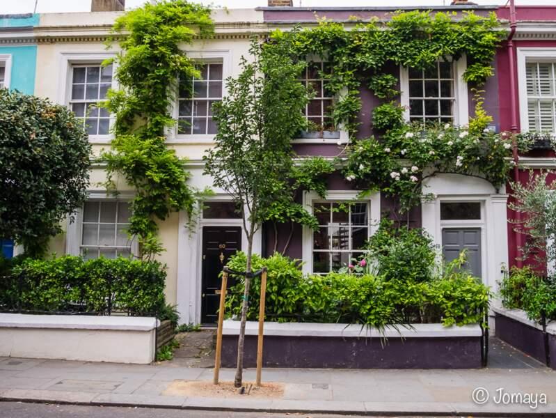 Londres - Notting Hill & Portobello Road