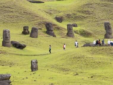 Les derniers secrets de l'île de Pâques