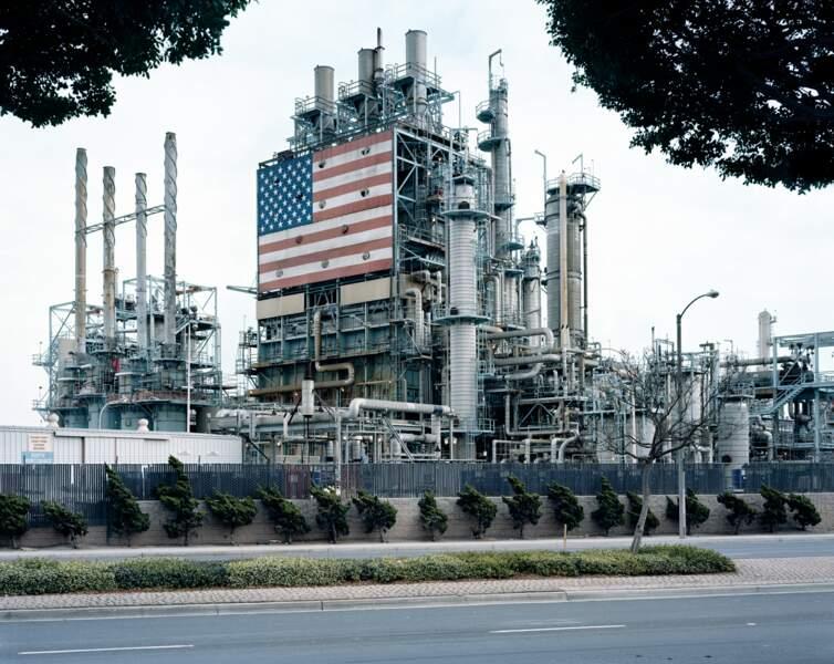 "Raffinerie BP Carson, Californie, série ""American Power"", 2006-07"