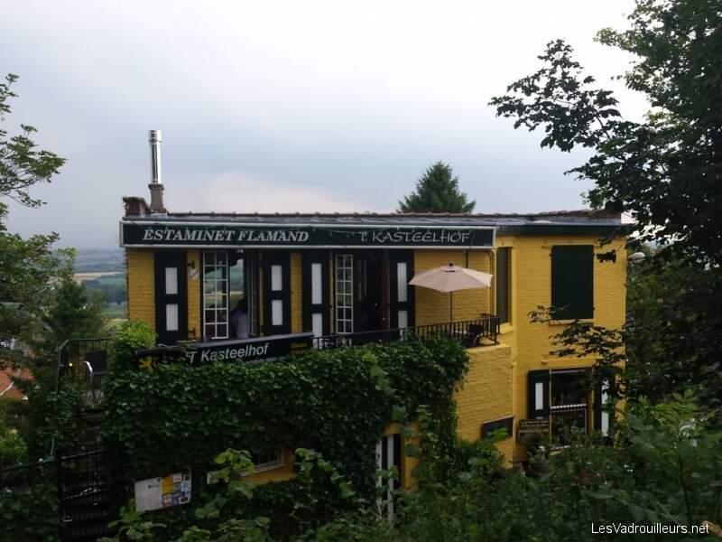 Belgique - Allons en Flandre voir le mont Cassel, son moulin, son estaminet