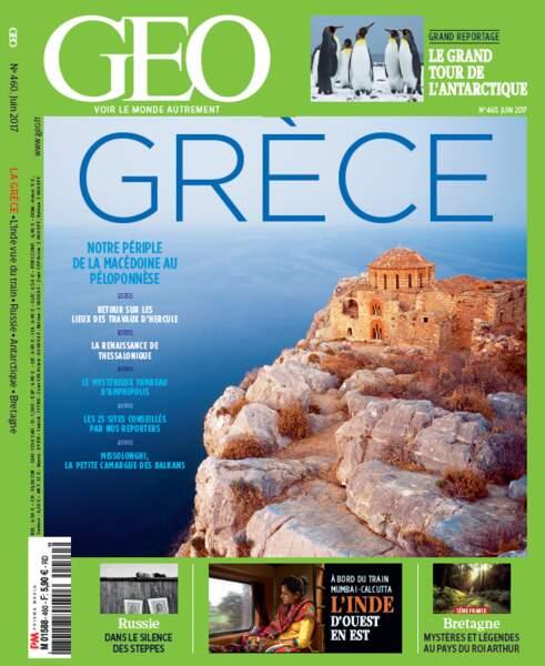 Retrouvez l'intégralité du reportage dans le magazine GEO de juin 2017 (n°460)