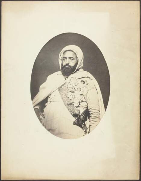 L'Émir Abd el-Kader, Jacques Philippe Potteau  (Paris, 1865)
