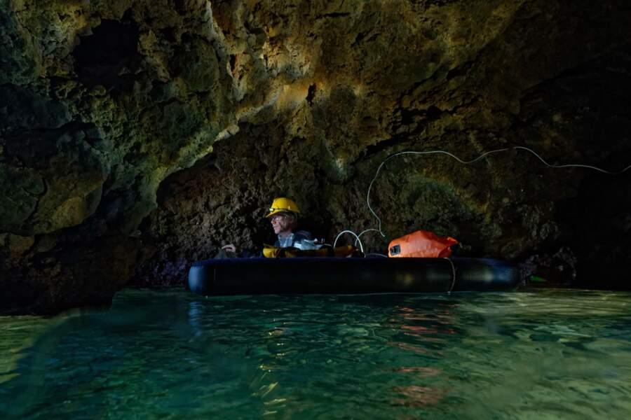 Trois grottes test