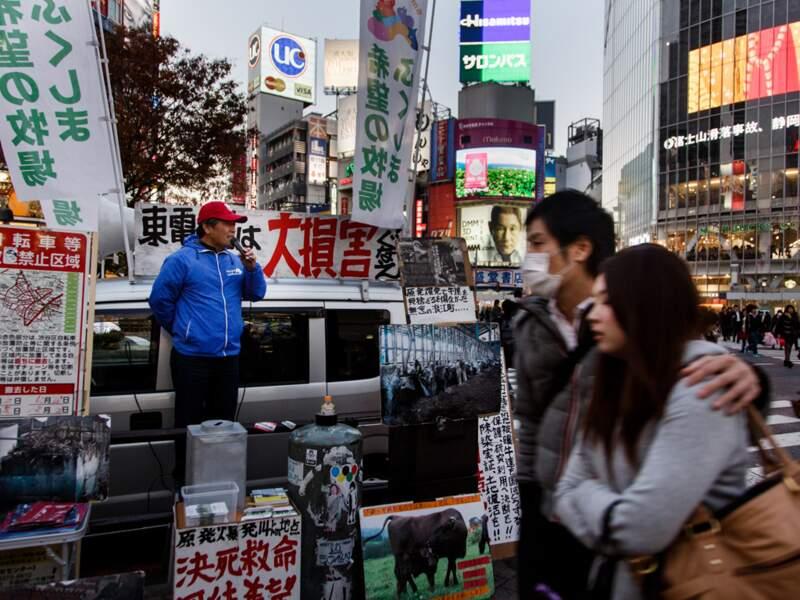 Tokyo impliquée mais peu solidaire