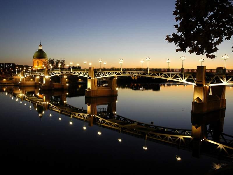 Diaporama n°14 : Toulouse, la vie en rose