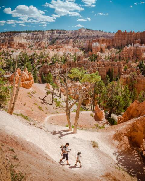 Le parc national de Bryce Canyon, Utah