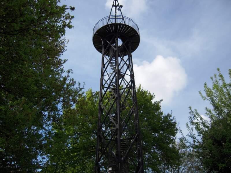 L'observatoire de Sainte-Cécile