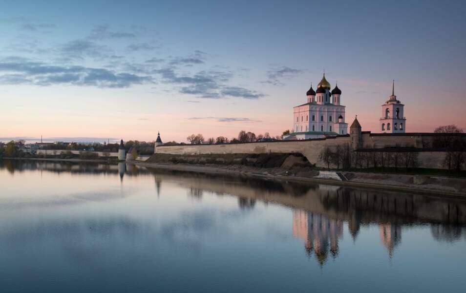 Eglises de l'école d'architecture de Pskov