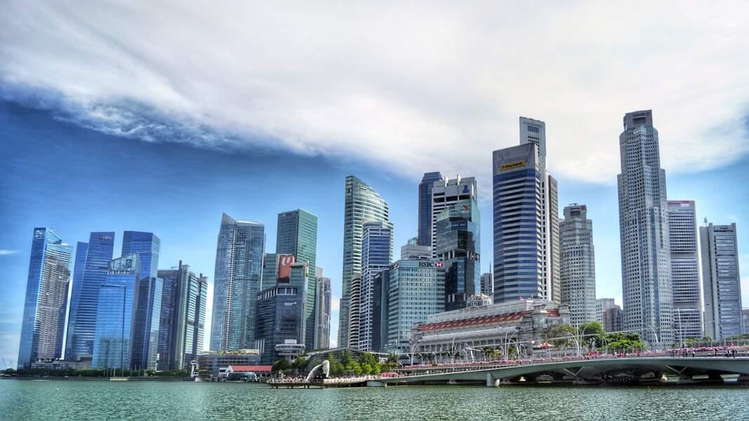 2 - Singapour