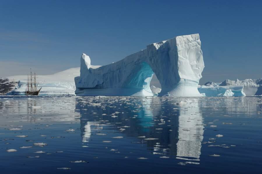 Baie de Pléneau - Antarctique