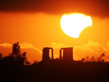 Eclipse solaire : 6 photos d'archives de la NASA