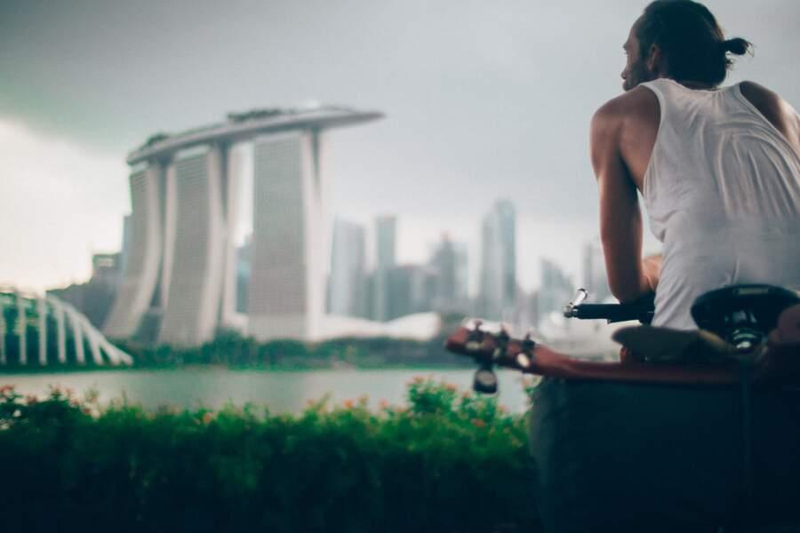 Singapour, enfin !