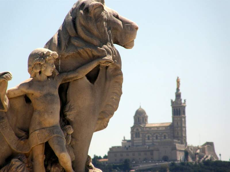 Diaporama n°8 : Marseille, si belle la vie