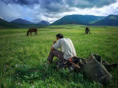 Épopée à cheval dans les montagnes du Kirghizistan