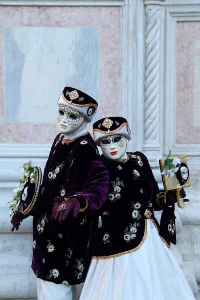 Duo à l'église San Zaccaria