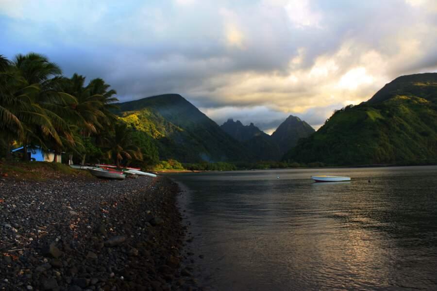 "Se perdre dans la ""petite Tahiti"""