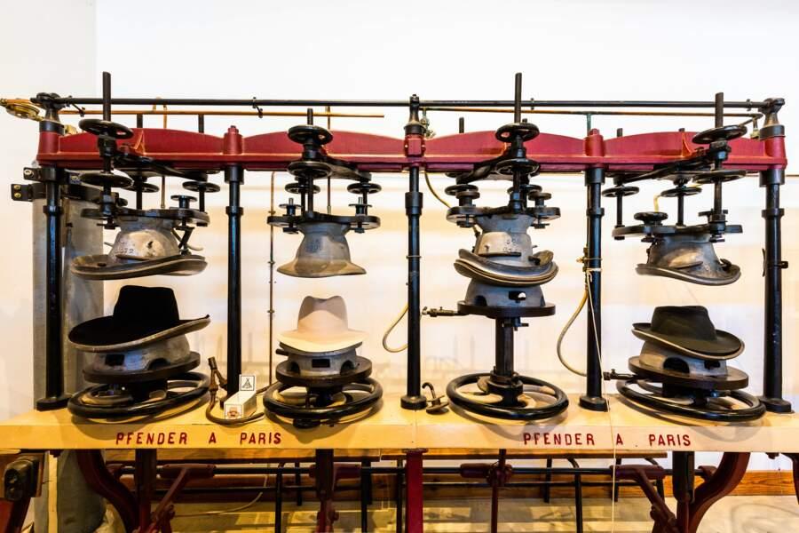 Musée du chapeau d'Espéraza (Aude)