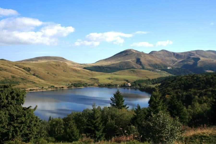 Les lacs d'Auvergne