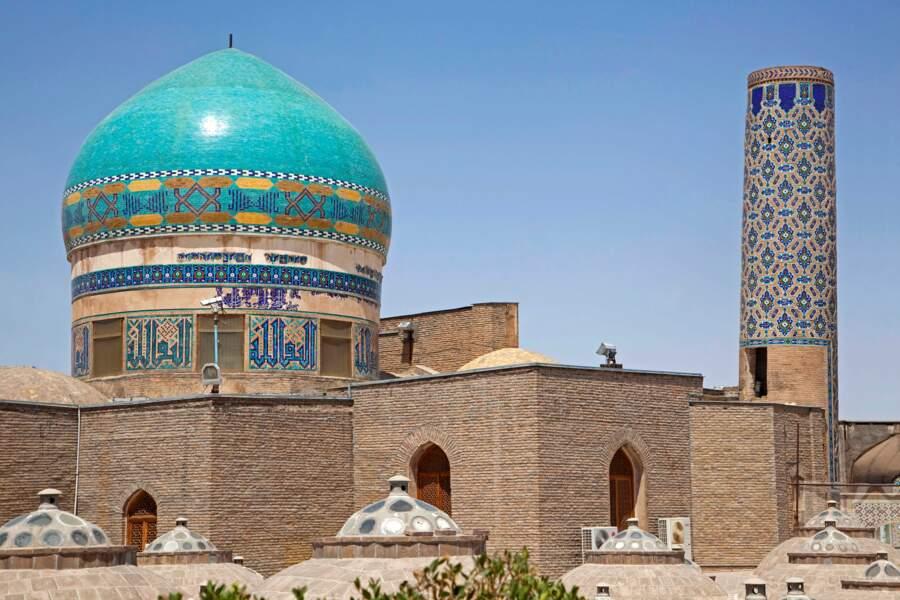 Mashhad et Qom