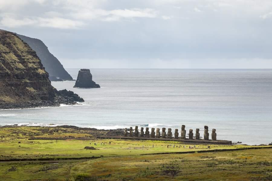 Les gardiens de l'île
