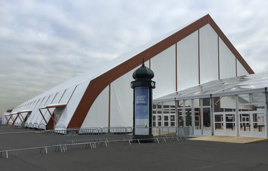 """La """"Seine"""", l'une des deux salles plénières"""
