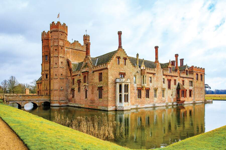 Oxburgh Hall, Norfolk, Angleterre