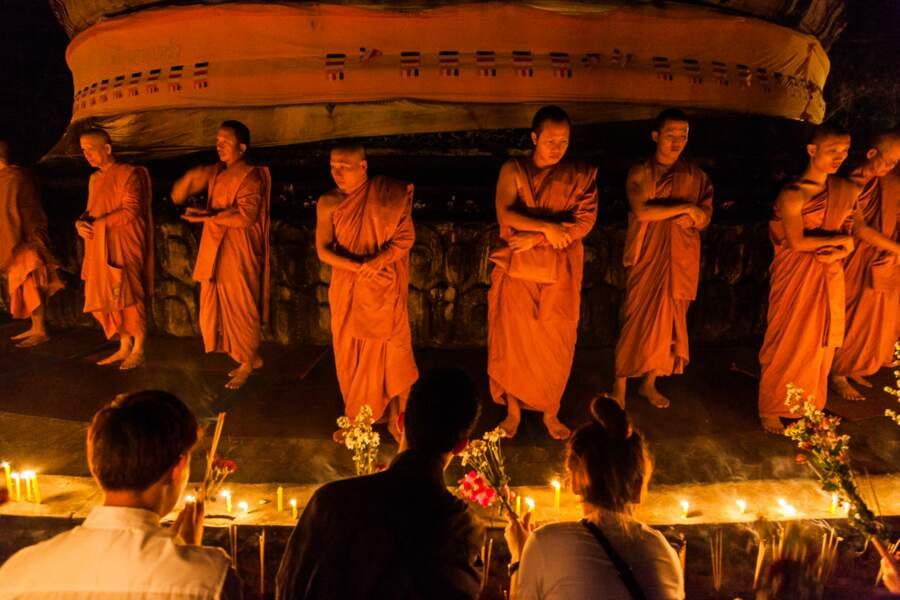 Le temple de Wat Umong