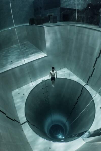Y-40, en Italie : la fosse la plus profonde du monde