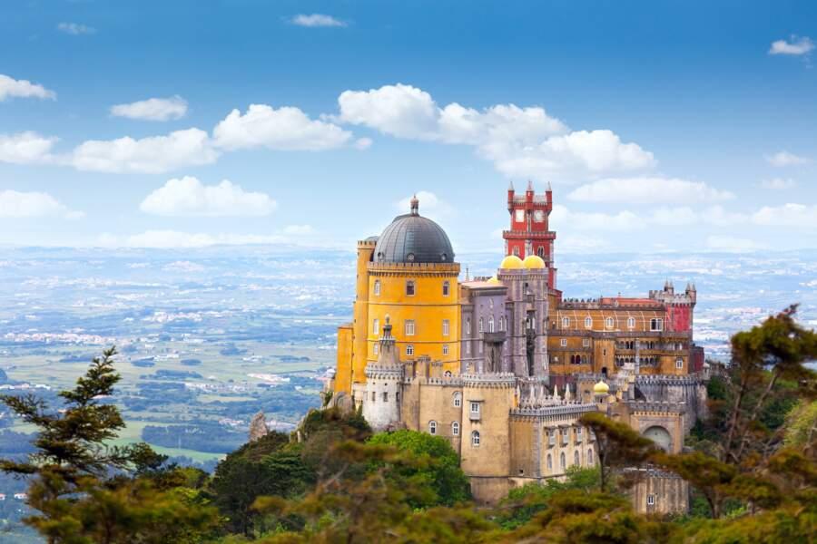 Palais de Pena, à Sintra