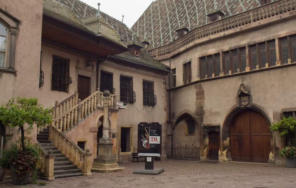 Se rendre au Koïfhus, l'ancienne douane de Colmar