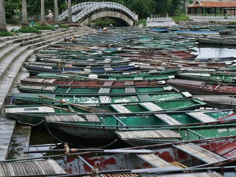 Barques, par Agnès Meau / Communauté GEO