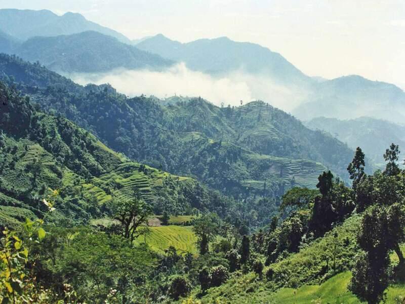 """Diaporama n° 6 : Bhoutan: la """"Terre du Dragon"""""""