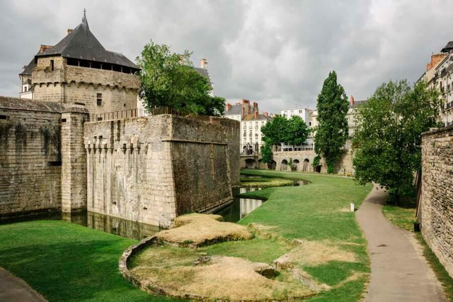 Ancien château des ducs de Bretagne