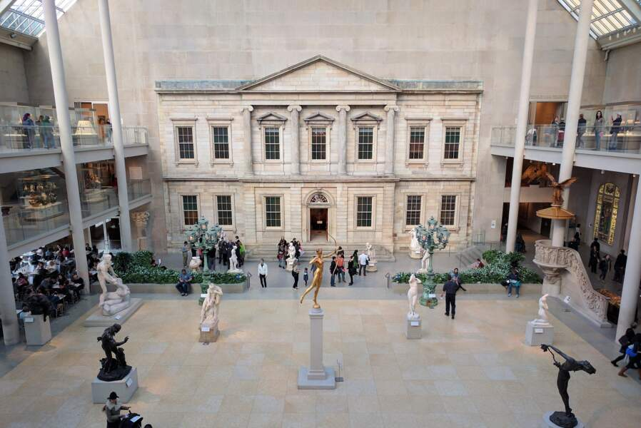 3 - Le Metropolitain Museum of Art, New York (Etats-Unis)