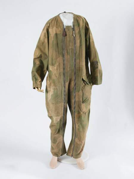 "Combinaison de saut camouflée ""Special Operations Executive"" (SOE), 1942-1945"