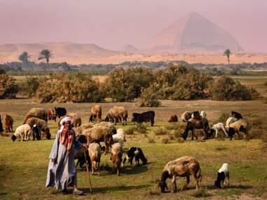 Les trésors oubliés de l'Égypte