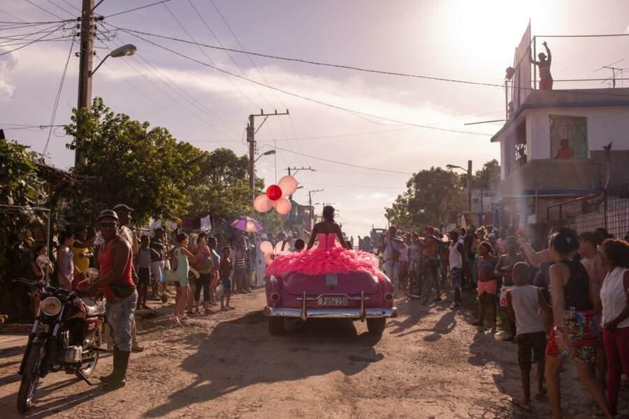 """Avoir 15 ans à Cuba – Premier prix catégorie """"sujets contemporains"""" (image unique)"""