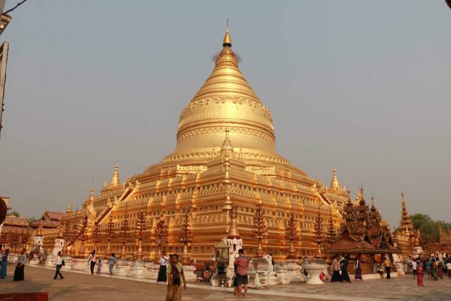 Bagan, au Myanmar