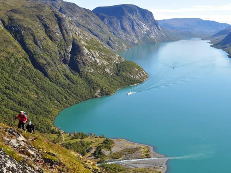 Diaporama n°8 - Norvège : la nature spectaculaire du Jotunheimen