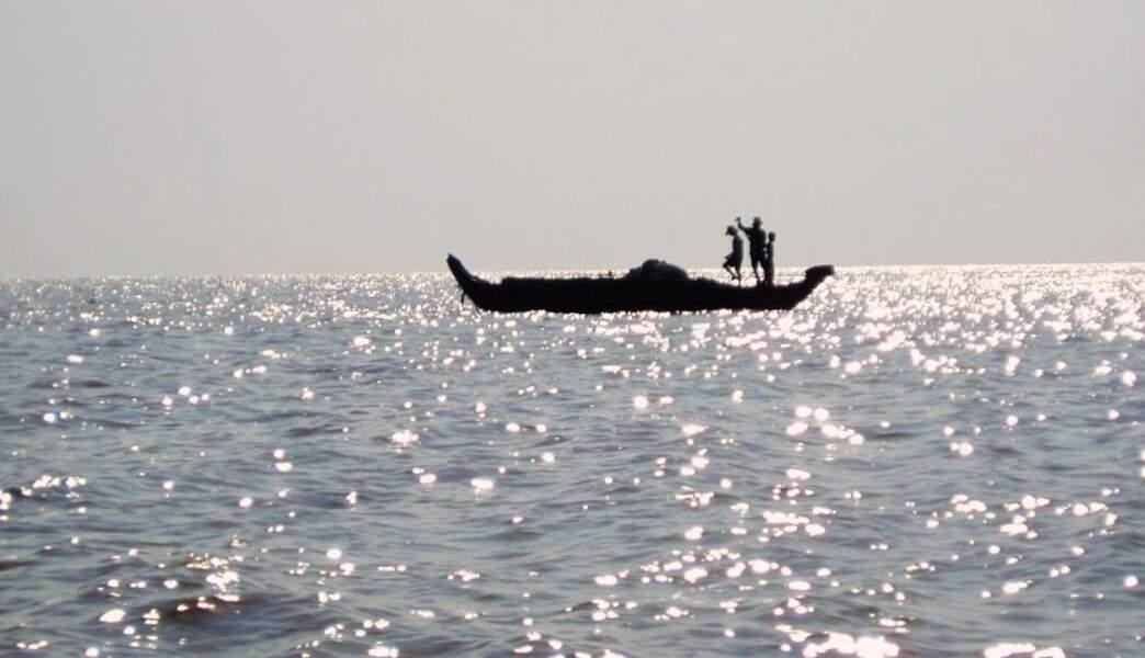 Pêcheurs au Cambodge / par Karine Sturzer