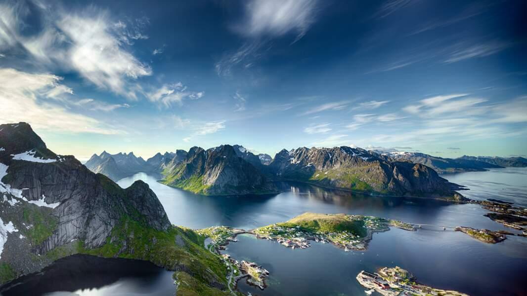 n° 1 - La Norvège
