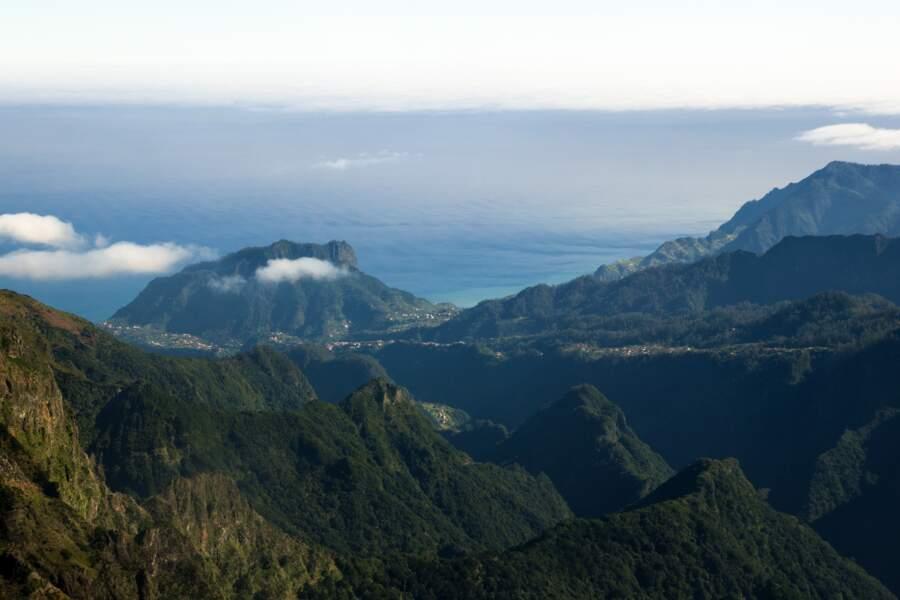 Le Pico do Arieiro (Pic d'Areiro)