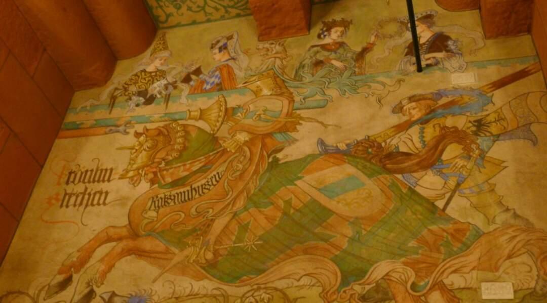 Alsace - Le château du Haut Koenigsbourg