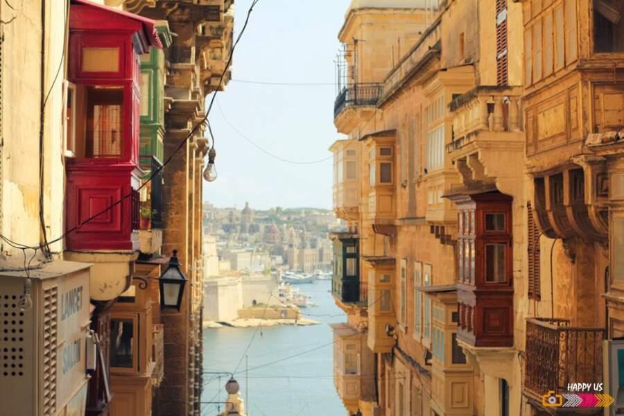 Malte - Balade à La Valette