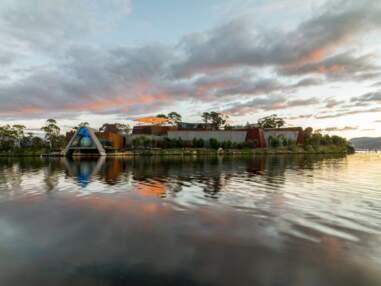 Tasmanie : visite guidée du Mona, le musée le plus fou d'Australie