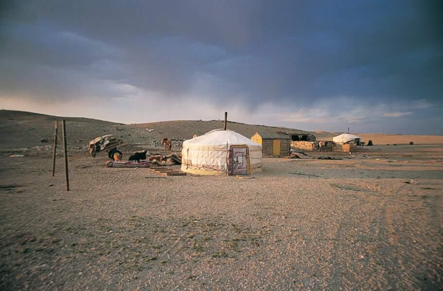Diaporama n°10 : Sous les yourtes de Mongolie